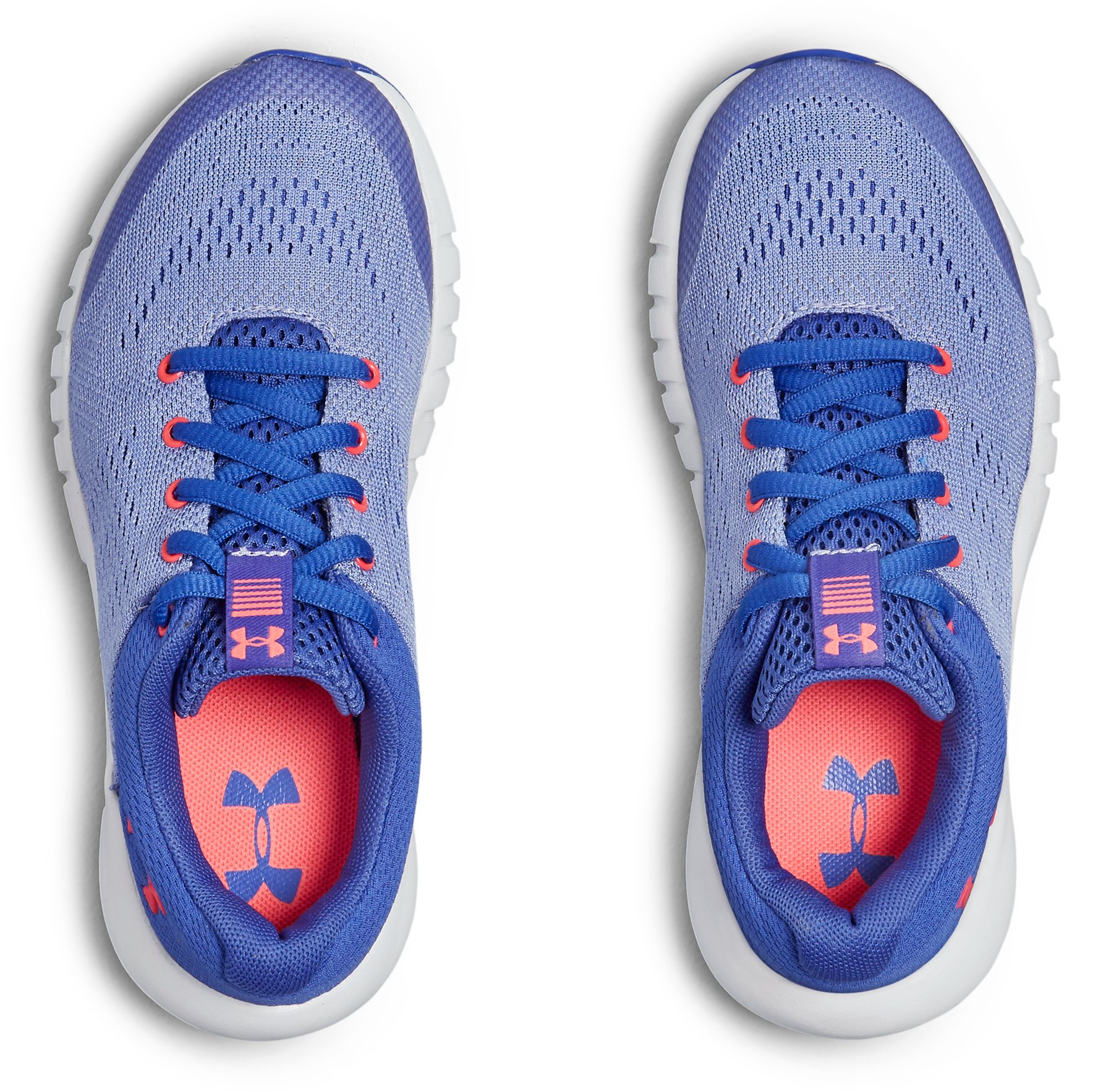 Girls' Pre-School UA Pursuit, JUPITER BLUE,