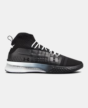 9bd5d9347 Men's UA Project Rock 1 Training Shoes 1 Color Available $120