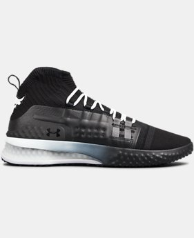 New Arrival Men's UA Project Rock 1 Training Shoes  2  Colors Available $120