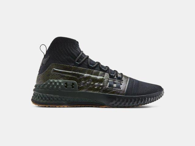UA Project Rock 1 – Chaussures d entraînement pour homme   Under Armour CA 199e824c5686