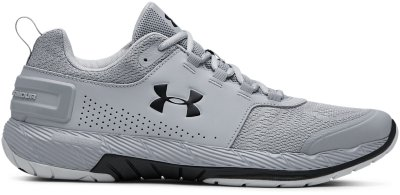 Under Armour Mens Commit TR EX Training Gym Fitness Shoes Black Sports