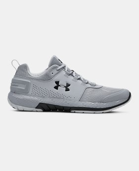 99b13853cbb Men s UA Commit TR EX Training Shoes 4 Colors Available  80. 4 Colors  Available. Mod Gray  Black  Black  Pitch Gray