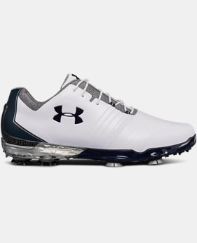 Men's UA Match Play Wide (E) Golf Shoes  1  Color Available $127.5