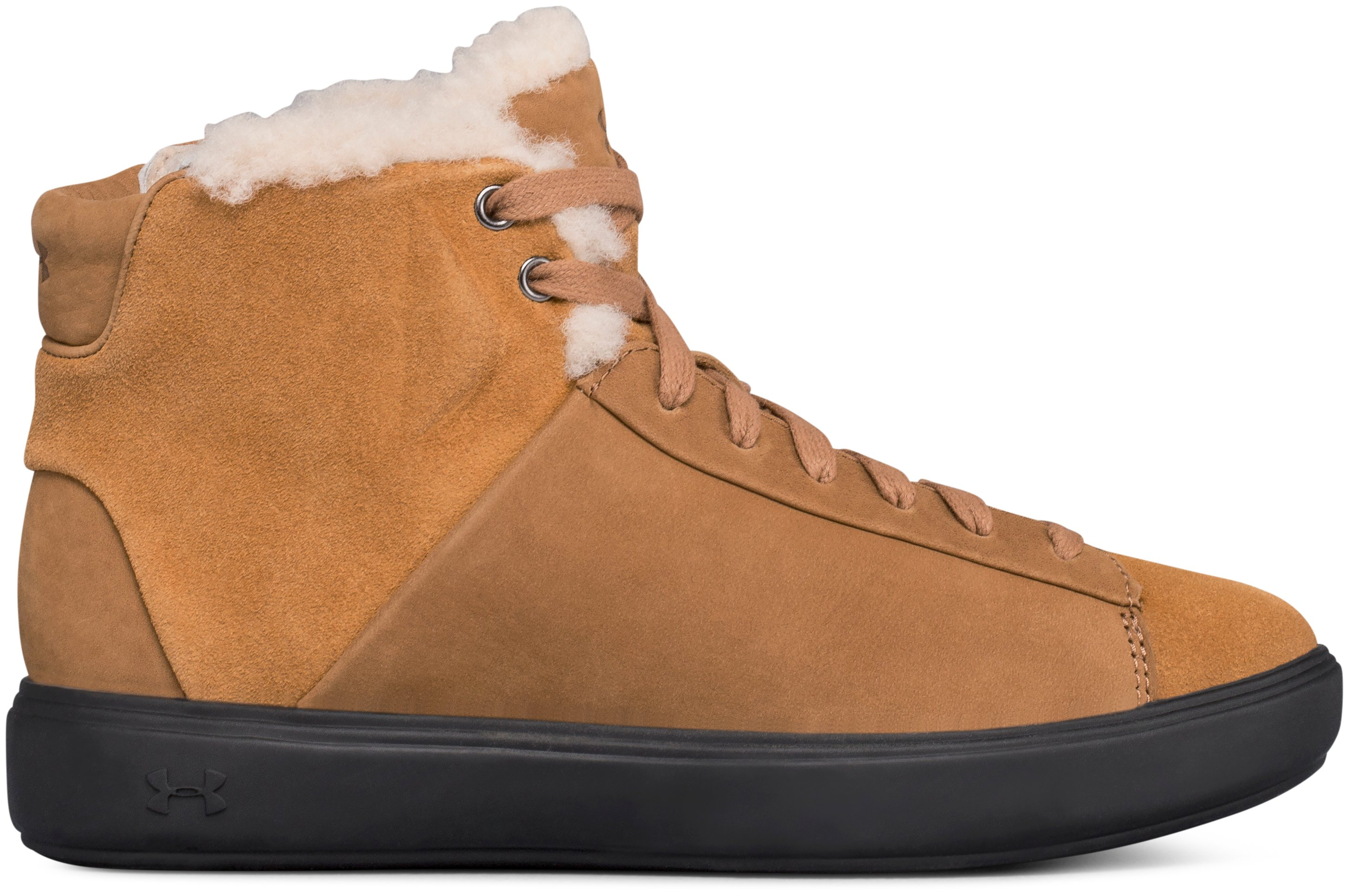 Women's UAS Capeside Shearling Mid, UAS BROWN SUGAR, zoomed