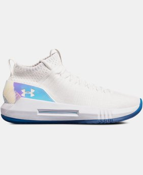 Men's UA Team Heat Seeker Basketball Shoes  1  Color Available $115