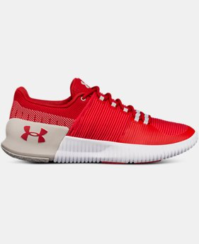 Men's UA Ultimate Speed Training Shoes Team  1  Color Available $120