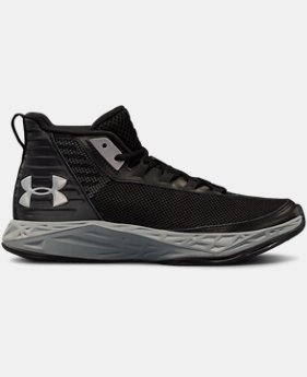 Boys' Grade School UA Jet 2018 Basketball Shoes  3  Colors Available $55