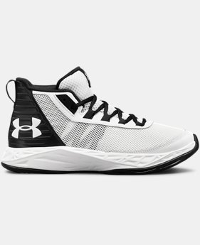 Boys' Grade School UA Jet 2018 Basketball Shoes  1  Color Available $55