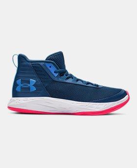 b798f94d8d78 Best Seller Boys  Grade School UA Jet 2018 Basketball Shoes 2 Colors  Available  55