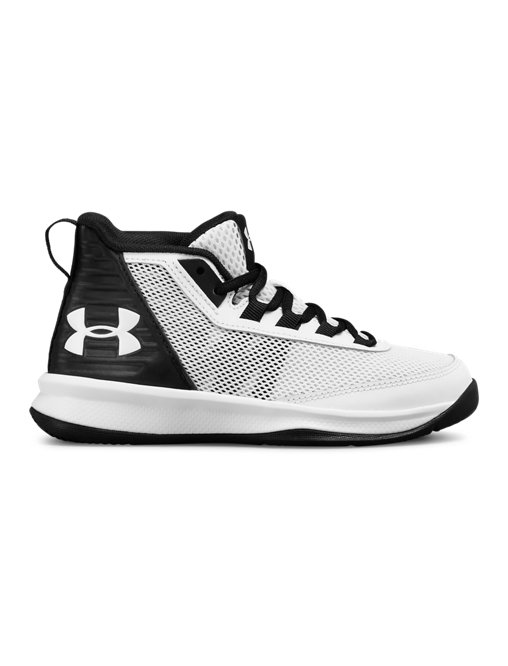 2847fb7a2669 This review is fromBoys  Pre-School UA Jet 2018 Basketball Shoes.
