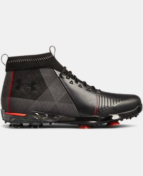 New Arrival Men's UA Spieth 2 Mid Golf Shoes   $230