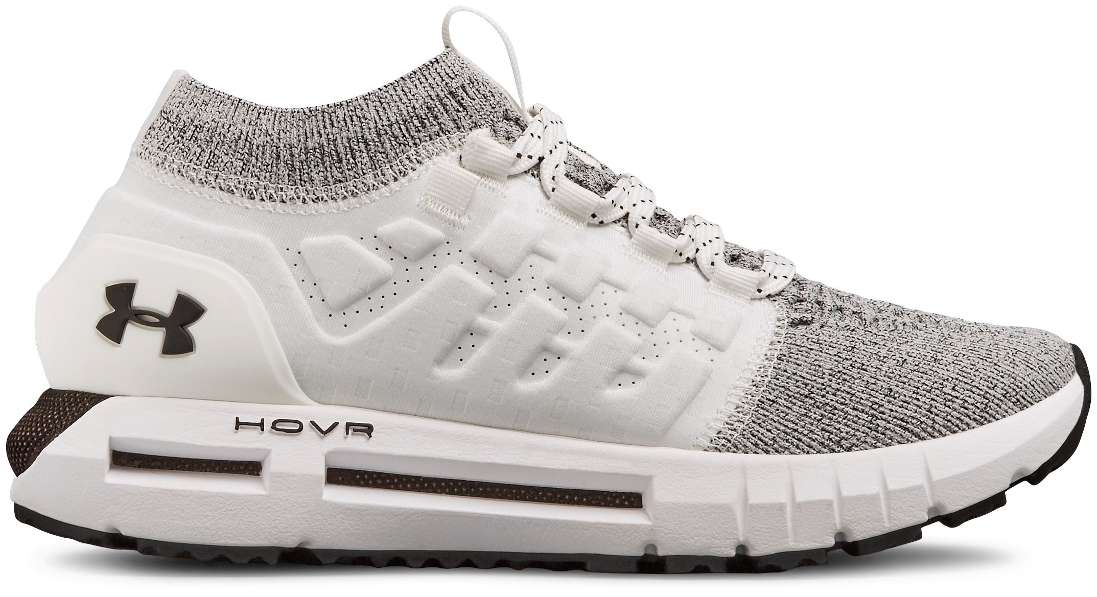 Women's UA HOVR™ Phantom Running Shoes, White, , White, Click to view full size
