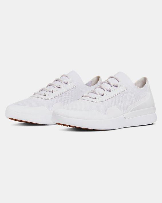Men's UAS Runaway 2.0 - Leather Shoes, White, pdpMainDesktop image number 4