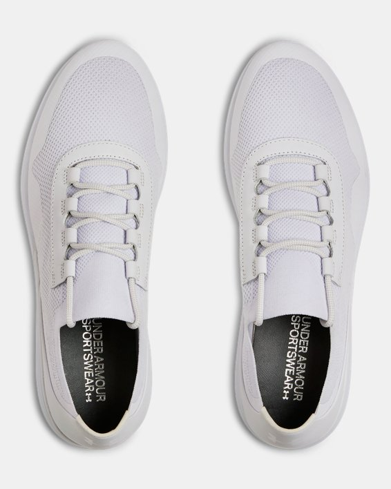 Men's UAS Runaway 2.0 - Leather Shoes, White, pdpMainDesktop image number 3