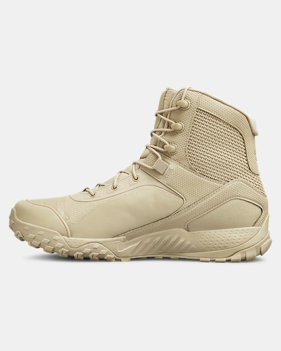 Men's UA Valsetz RTS 1.5 Tactical Boots, Brown, pdpMainDesktop image number 1