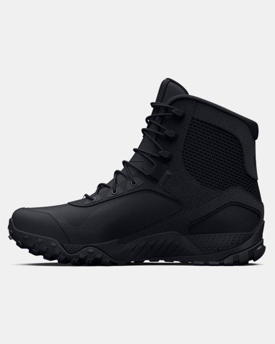 Men's UA Valsetz RTS 1.5 Wide 4E Tactical Boots, Black, pdpMainDesktop image number 1