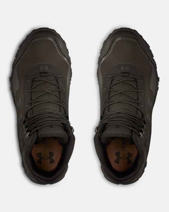 Men's UA Valsetz RTS 1.5 Wide 4E Tactical Boots, Black, pdpMainDesktop image number 3