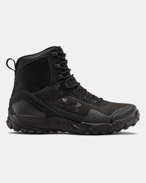 Chaussures militaires à fermeture zippée latérale UA Valsetz RTS 1.5 pour homme