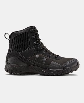 8965f897e76e7 Men s UA Valsetz RTS 1.5 Side Zip Tactical Boots 1 Color Available  130