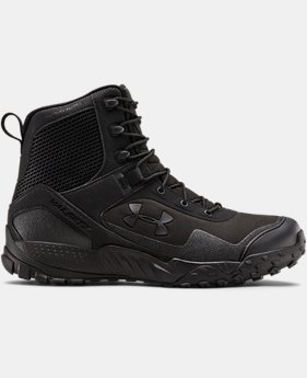 Men's UA Valsetz RTS 1.5 Side Zip Tactical Boots  1  Color Available $130