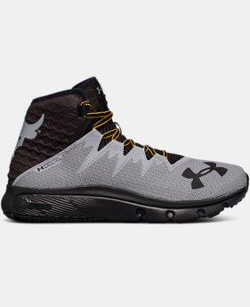 New Arrival  Men's UA x Project Rock Delta Training Shoes   1  Color Available $180