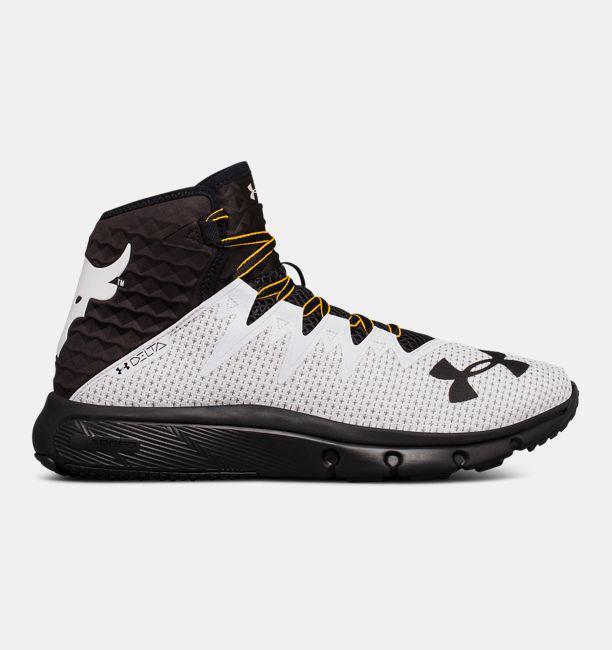 UA x Project Rock Delta – Chaussures d entraînement pour homme   Under  Armour CA b25d80940b73