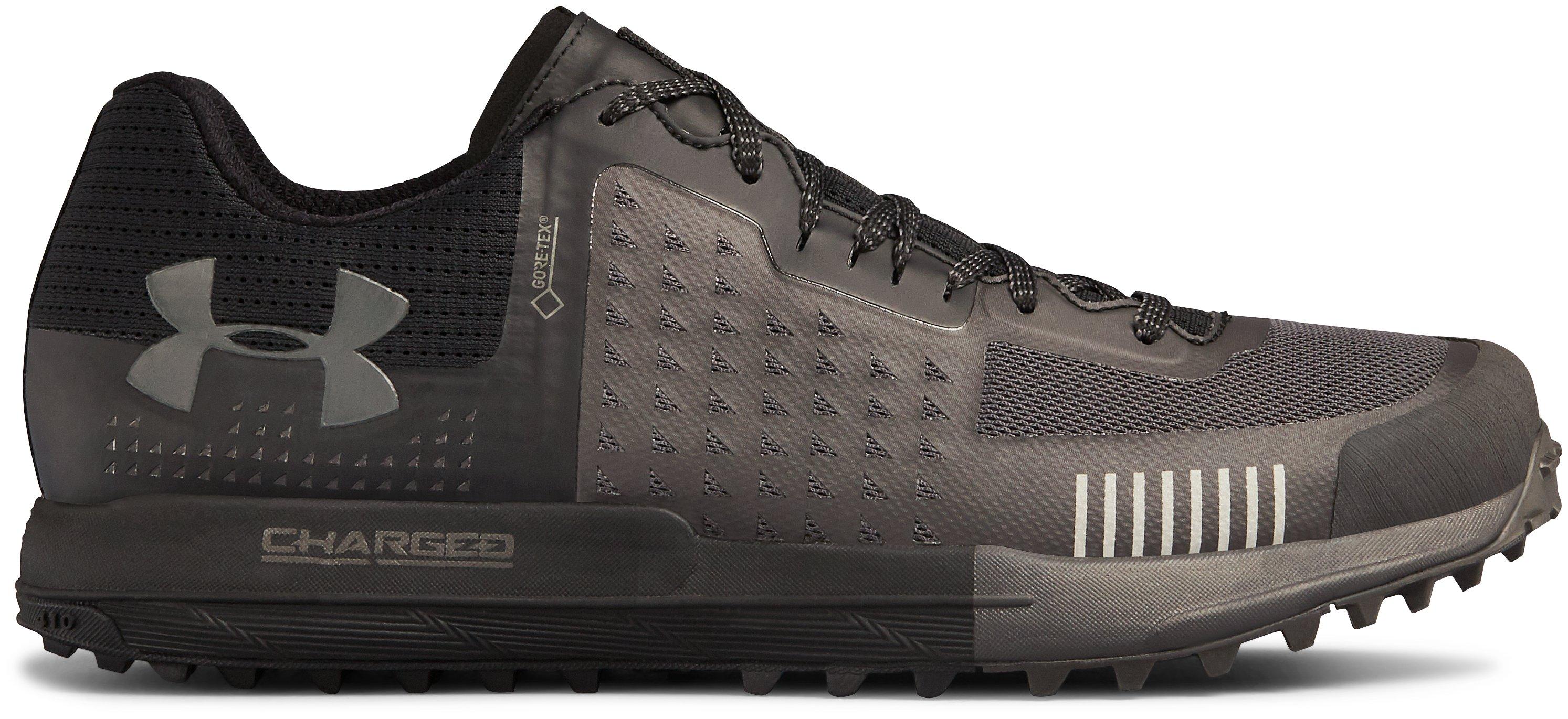 Men's UA Horizon RTT GTX Trail Running Shoes, 360 degree view