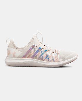 228148f64 Girls' Grade School UA Infinity HG Shoes 1 Color Available $65