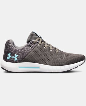 Women's UA Micro G® Pursuit Fbr Opt  Running Shoes  1  Color Available $42