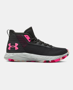 f7352ae14ac Girls  Grade School UA Jet 2018 Basketball Shoes 1 Color Available  55