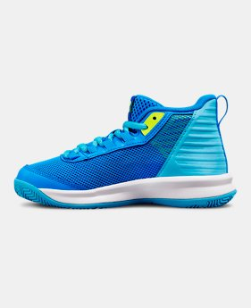 Girls' Pre-School UA Jet Basketball Shoes 1 Color Available $45
