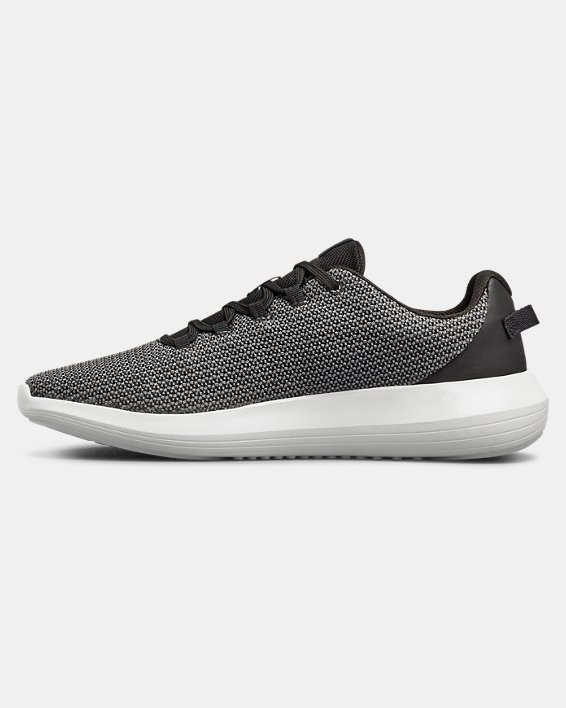 Chaussures UA Ripple pour homme, Black, pdpMainDesktop image number 1
