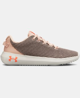 Women's UA Ripple Sportstyle Shoes  2  Colors Available $80