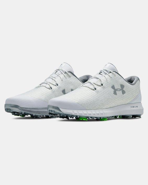 Men's UA HOVR™ Drive Woven Golf Shoes, White, pdpMainDesktop image number 5
