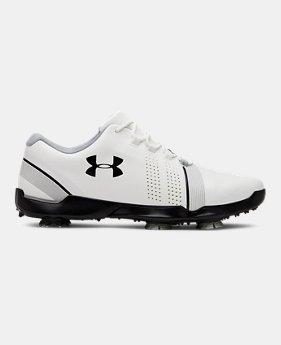 big sale 67da3 38f31 Boys' UA Spieth 3 Jr. Golf Shoes 1 Color Available $80