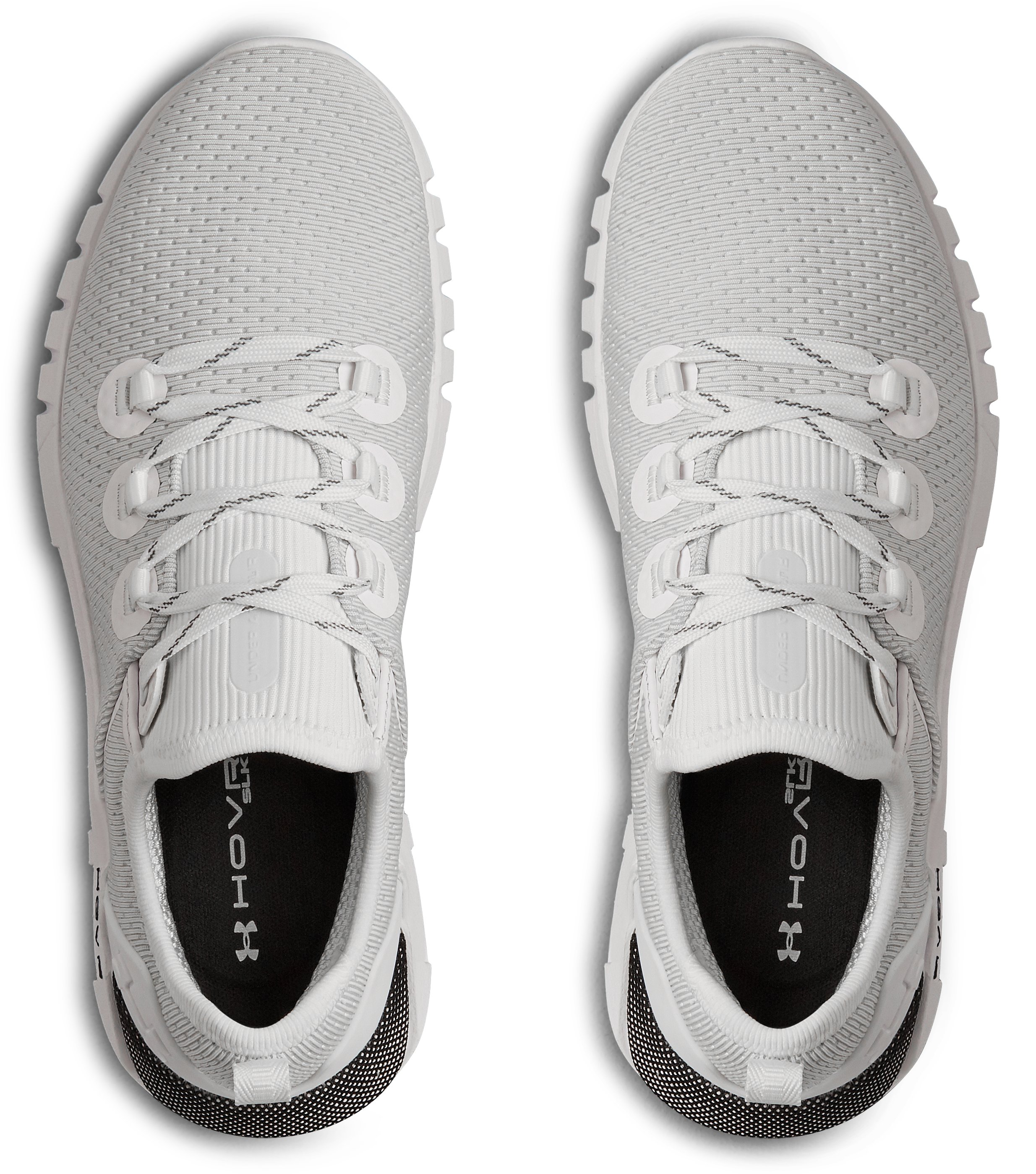 Women's UA HOVR™ SLK Shoes, White,