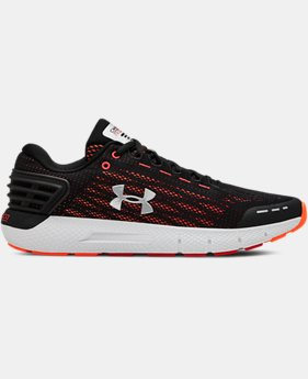 New Arrival  Men's UA Charged Rogue Running Shoes  4  Colors Available $100