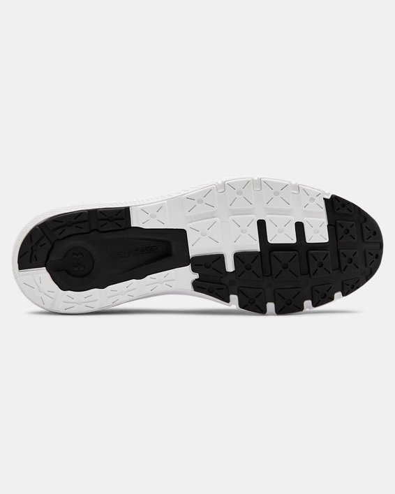 Men's UA Charged Rogue Running Shoes, White, pdpMainDesktop image number 4