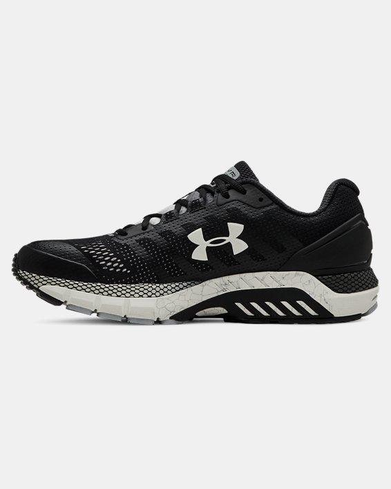 Men's UA HOVR™ Guardian Running Shoes, Black, pdpMainDesktop image number 1