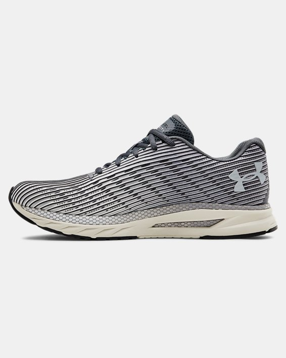 Men's UA HOVR™ Velociti 2 Running Shoes, Gray, pdpMainDesktop image number 1