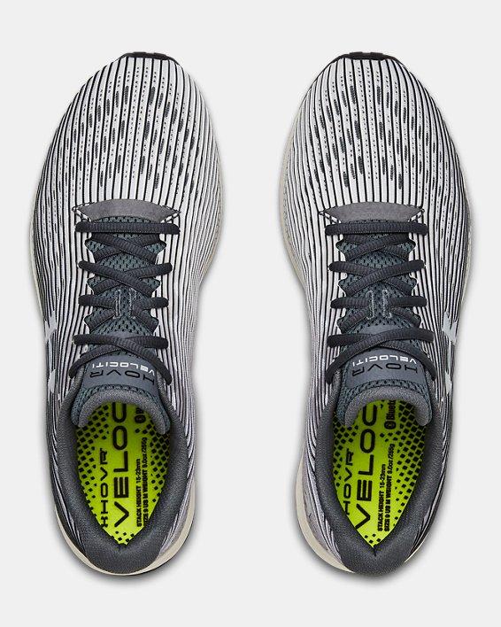Men's UA HOVR™ Velociti 2 Running Shoes, Gray, pdpMainDesktop image number 2