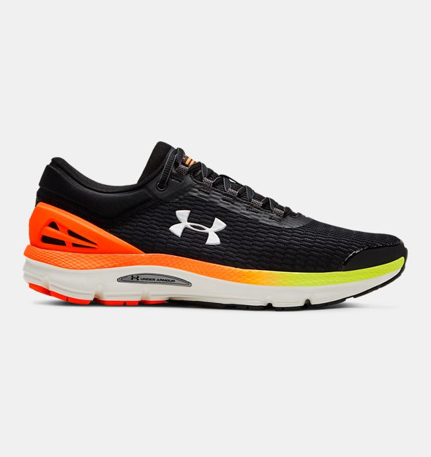 Ua Intake Men's 3 Running Charged Shoes tsCQrxdBh