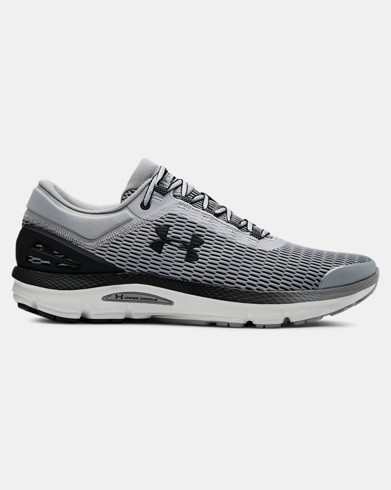 Men's UA Charged Intake 3 Running Shoes, Gray, pdpMainDesktop image number 0
