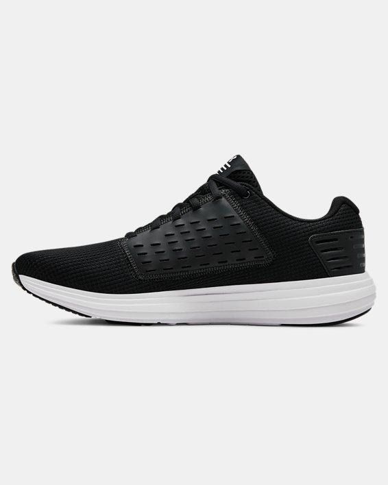 Men's UA Surge SE Running Shoes, Black, pdpMainDesktop image number 1