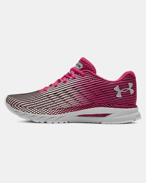 Women's UA HOVR™ Velociti 2 Running Shoes, Pink, pdpMainDesktop image number 1