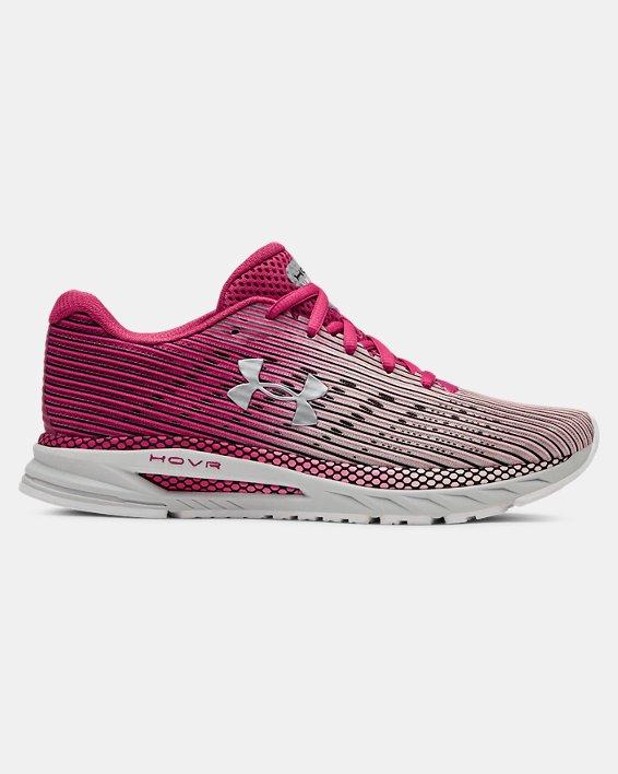 Women's UA HOVR™ Velociti 2 Running Shoes, Pink, pdpMainDesktop image number 0