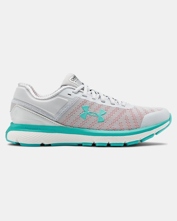 UA Charged Europa 2 pour femme, Gray, pdpMainDesktop image number 0