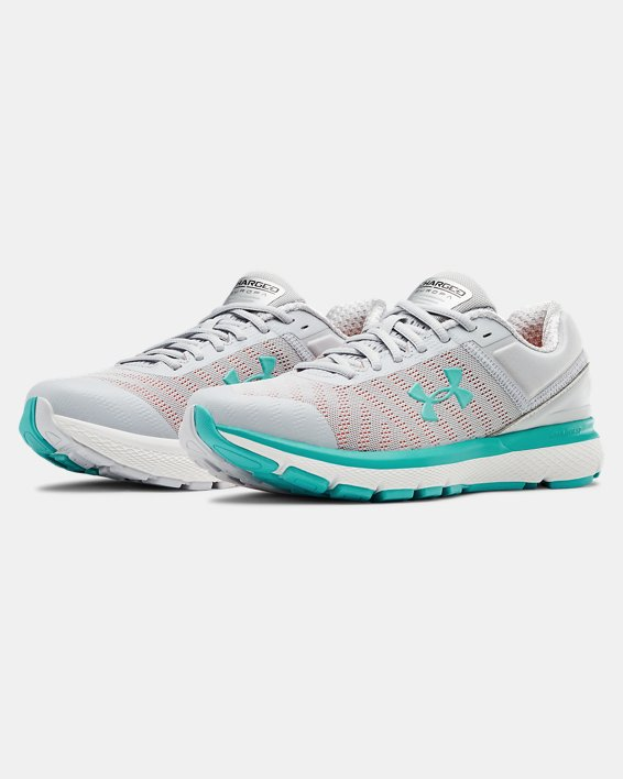 UA Charged Europa 2 pour femme, Gray, pdpMainDesktop image number 4