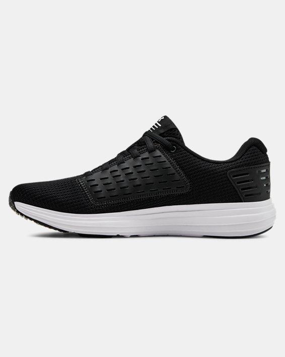 Women's UA Surge SE Running Shoes, Black, pdpMainDesktop image number 1