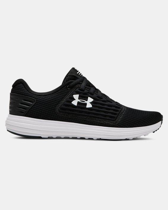 Women's UA Surge SE Running Shoes, Black, pdpMainDesktop image number 0